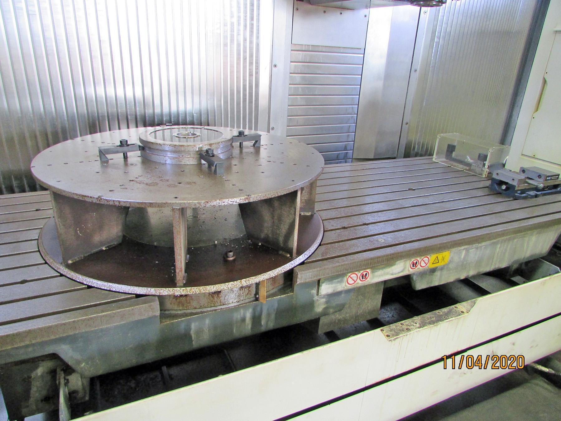 USED, DMG MORI DMF 260/11 LINEAR 5 AXIS CNC VERTICAL MACHINING CENTER
