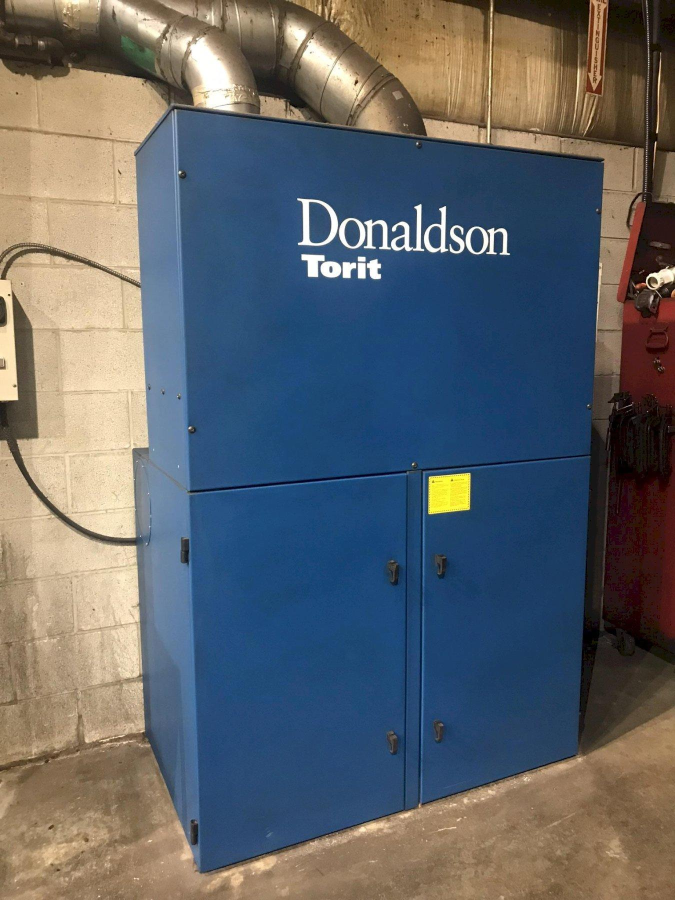 USED DONALDSON TORIT VIBRA SHAKE DUST COLLECTOR MODEL VS3000, Stk# 10722, Year 2005
