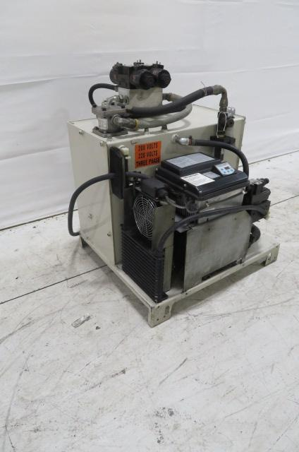 Used Hydraulic Power Pack, 220V