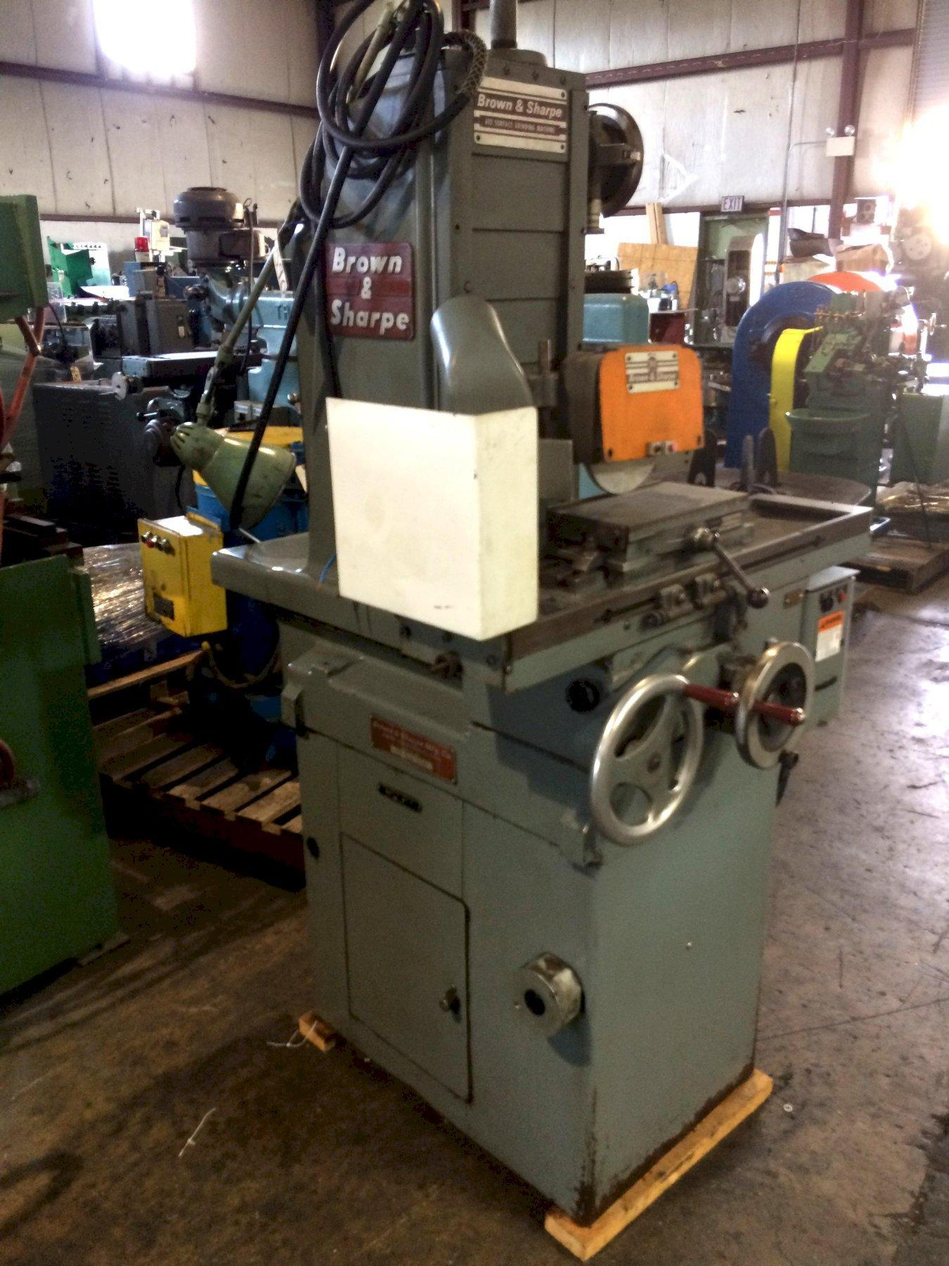Brown & Sharpe 612 Surface Grinder