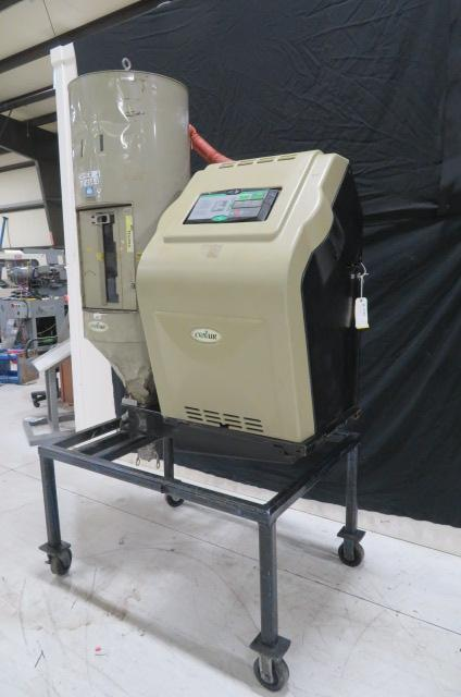 Conair Used W75 Portable Dryer with Hopper, Desiccant, Approx. 77 lbs/hr., 460V, Yr. 2007