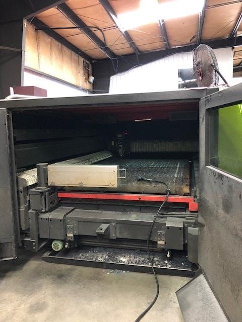 2013 Amada FLCAJ 3015 Fiber Laser, 5x10, 2000 Watt, LUL