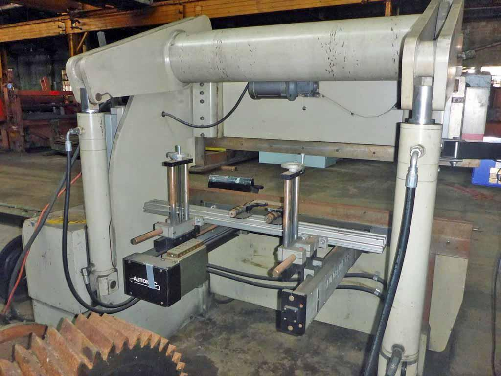 60 Ton Accurpress Press Brake