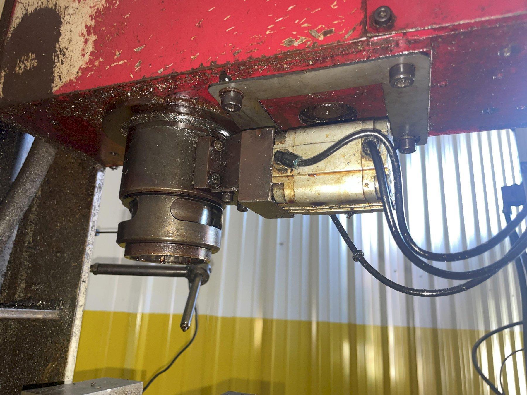 "2"" T-DRILL MODEL #S-54 AUTOMATIC TUBE COLLARING MACHINE: STOCK #15430"