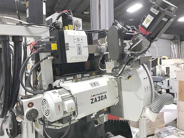 MITSUBISHI ZA30A, 11-AXIS GEAR SHAVER CUTTER GRINDER, Fanuc 16i CNC, 150mm – 350mm Dia, 60mm Face, Like New, 2005.