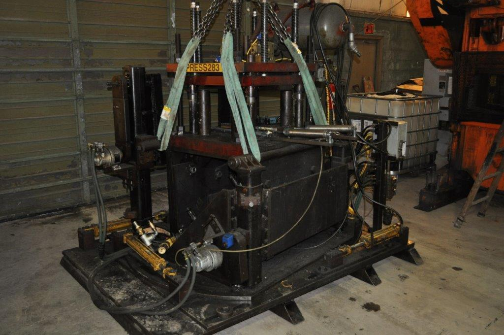 20 Ton Air Ram Cut Off Press
