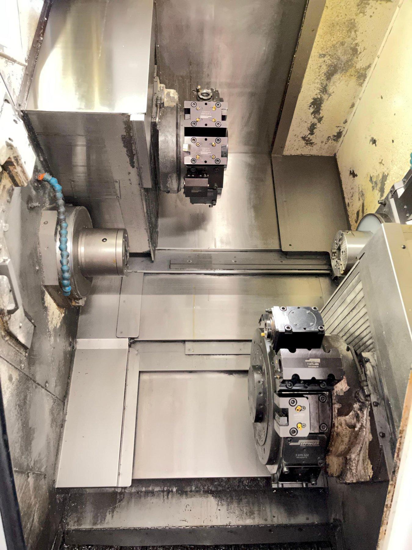 Okuma LT2000 Ex Twin Star CNC Twin Spindle Turning Centre (2012)