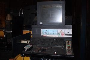 5' X 20' AJAN PLASMA CUTTING MACHINE   Our stock number: 114294