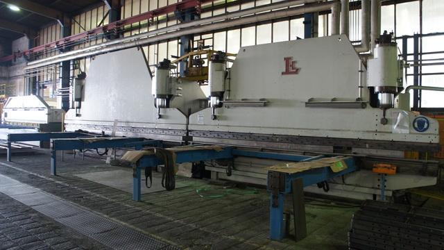 400T Tandem CNC Hydraulic Press Brakes