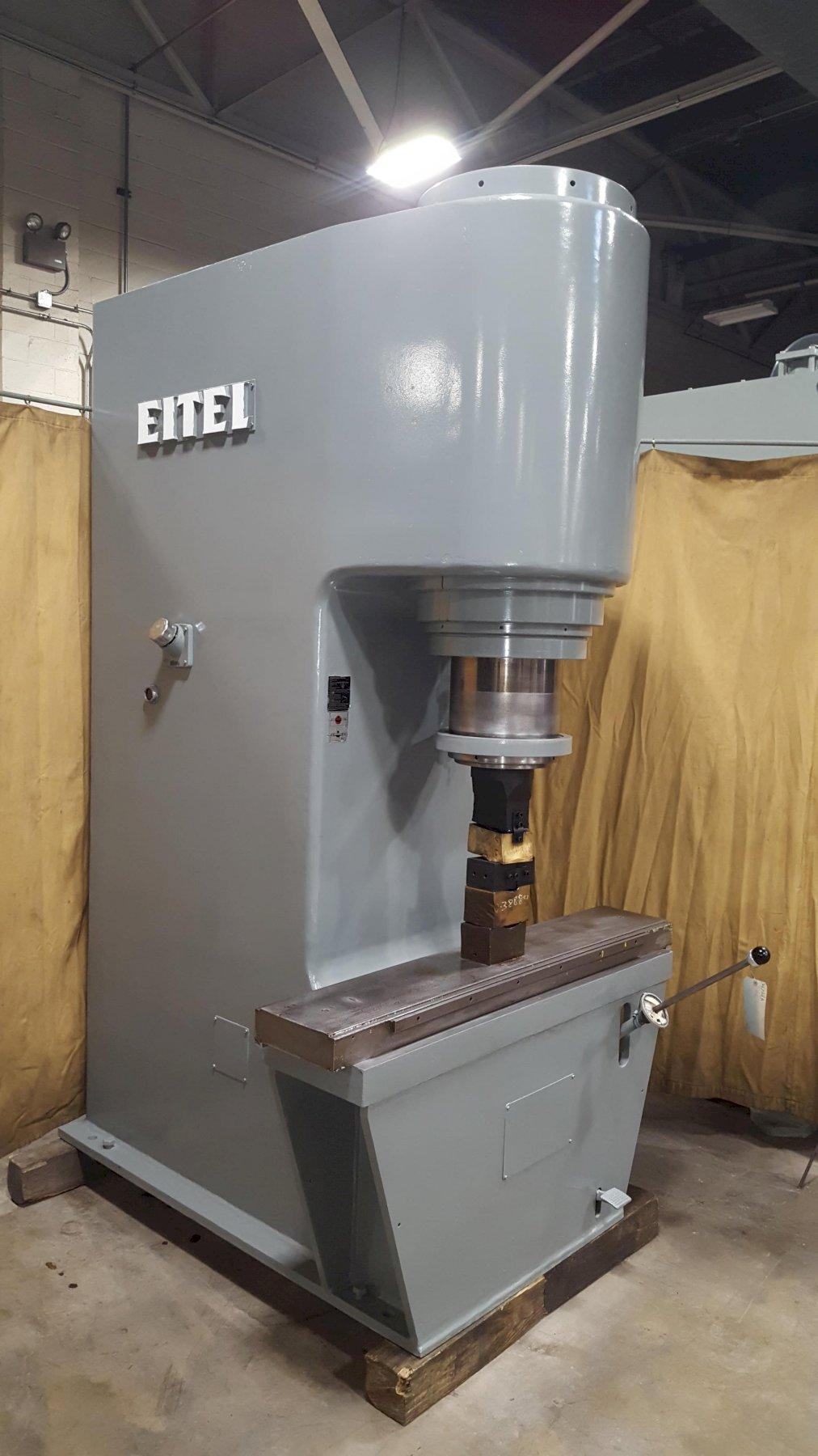 Eitel Model RP-200 Straightening Press