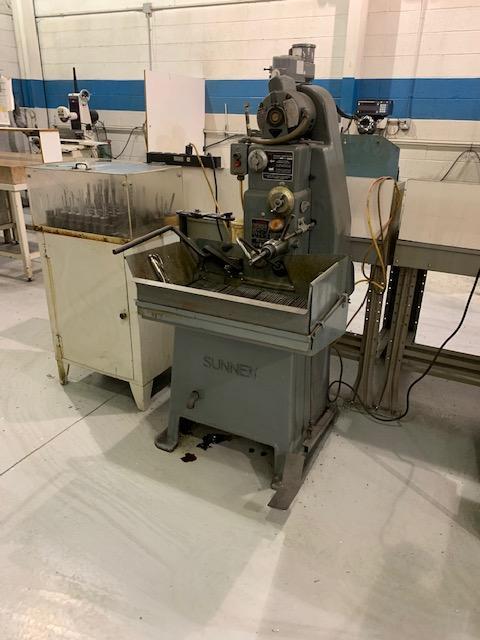 Sunnen MB1660 Honing Machine W/ Tooling