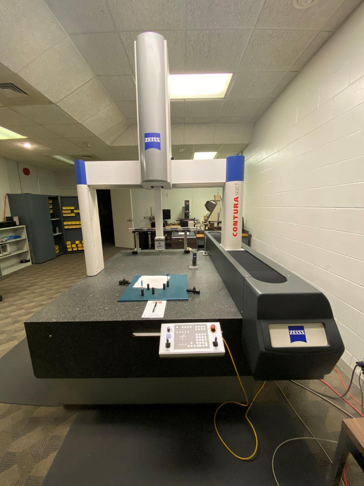Zeiss Contura 10/16/6 Coordinate Measuring Machine (CMM) (#33214)