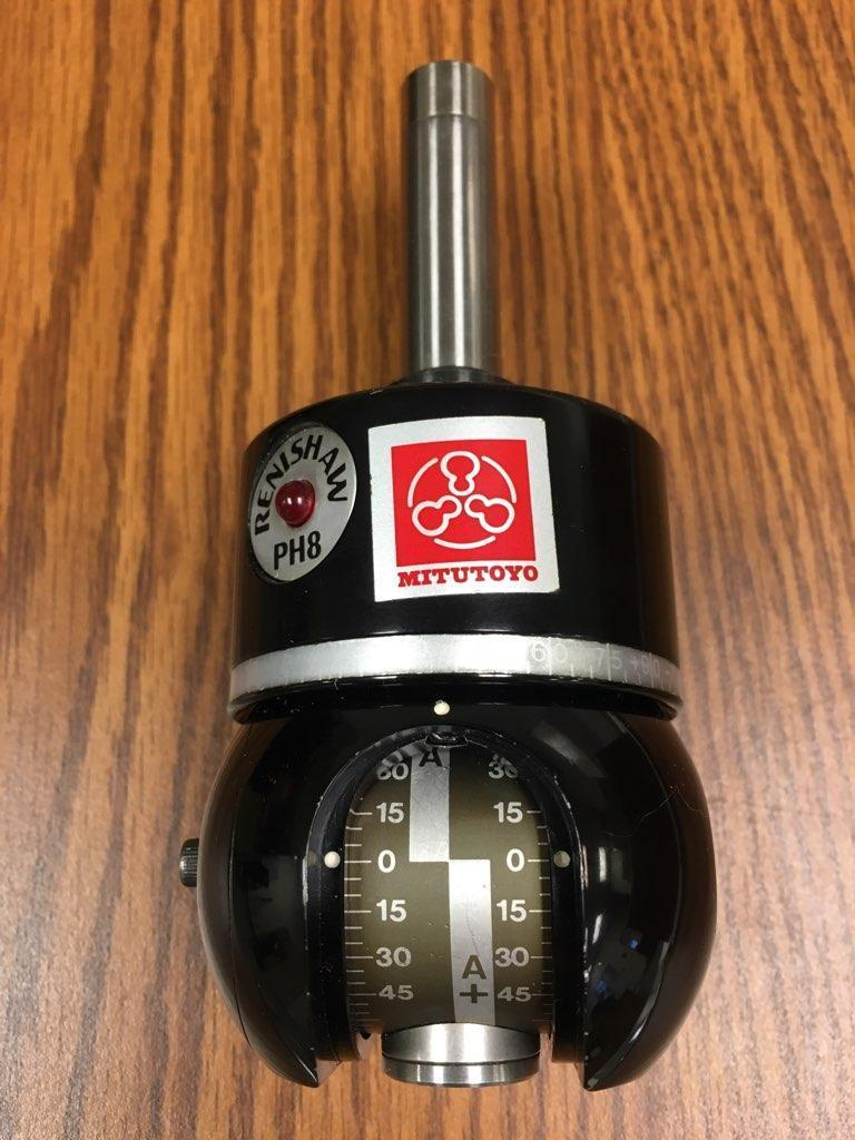 RENISHAW PH8 Manual Indexable CMM Probe Head