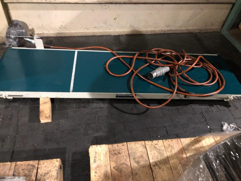 "24"" x 94"" Power Pack Powered Conveyor"