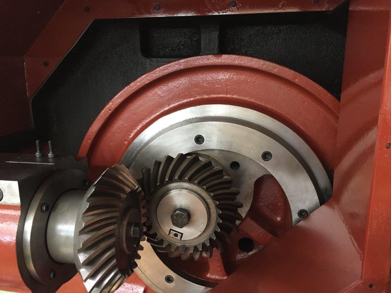 Sacma Model SP-460 5 Die Progressive Header