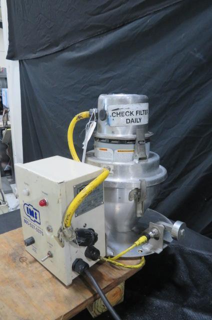 IMS Used Vacuum Loader. 600 lbs/hr, 110V