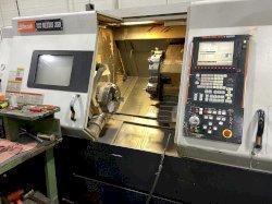 Mazak QTN350 CNC Lathe, 640T Nexus, 12