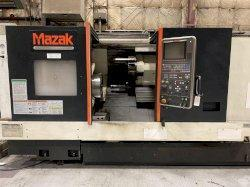 2014 Mazak QTN-450II CNC Lathe