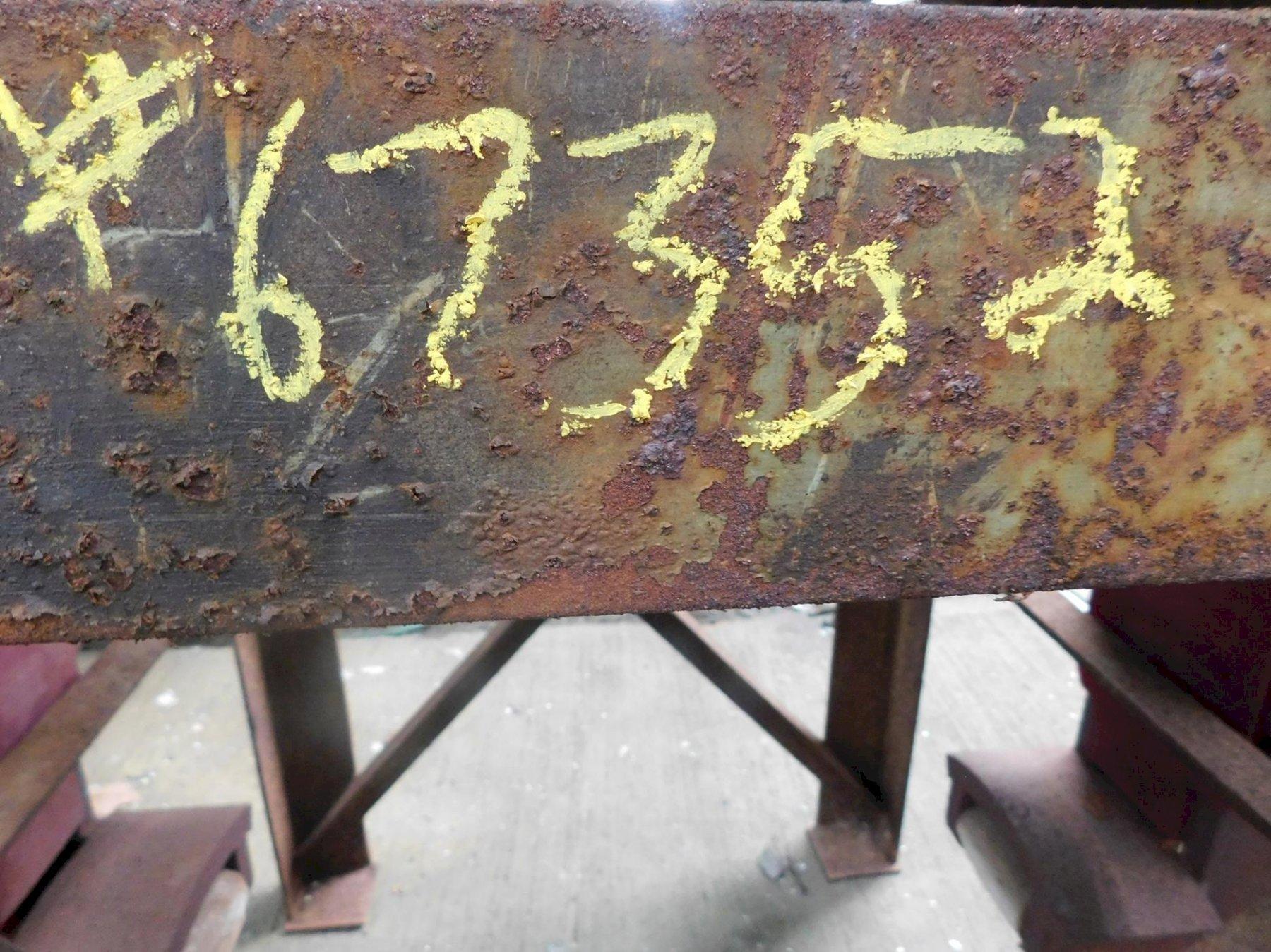20 TON BUSHMAN COIL LIFTER: STOCK #67352