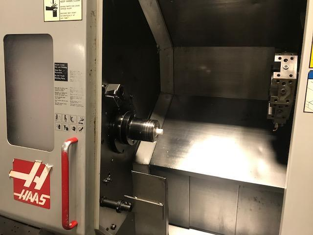 2004 Haas SL20T CNC Turning Center