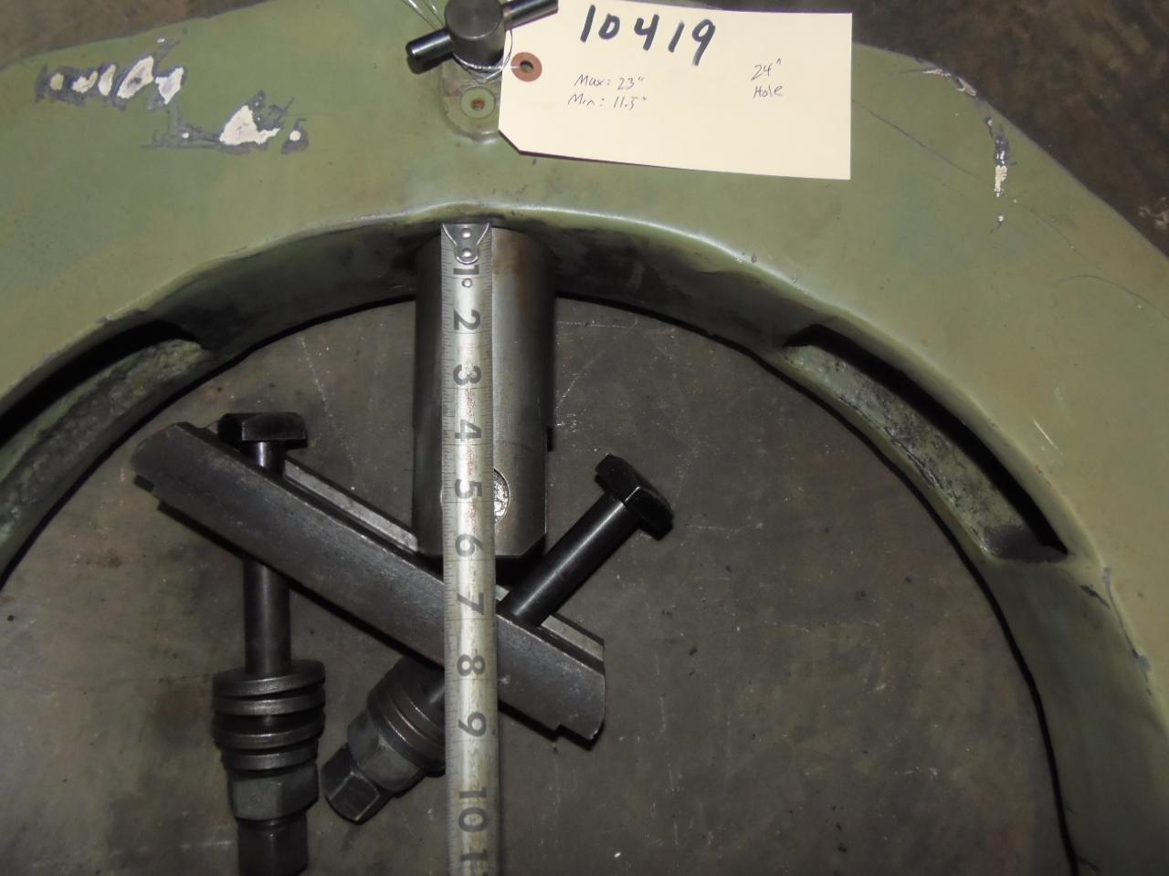 """24 INCH STEADY REST, 23"""" MAX PART, 11.5"""" MIN"""