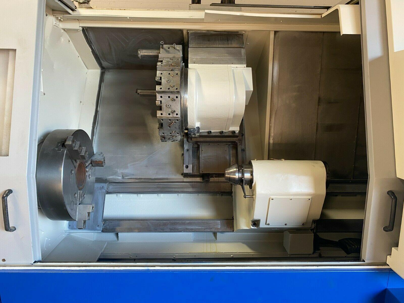 DAEWOO PUMA 500L CNC TURNING CENTER LATHE