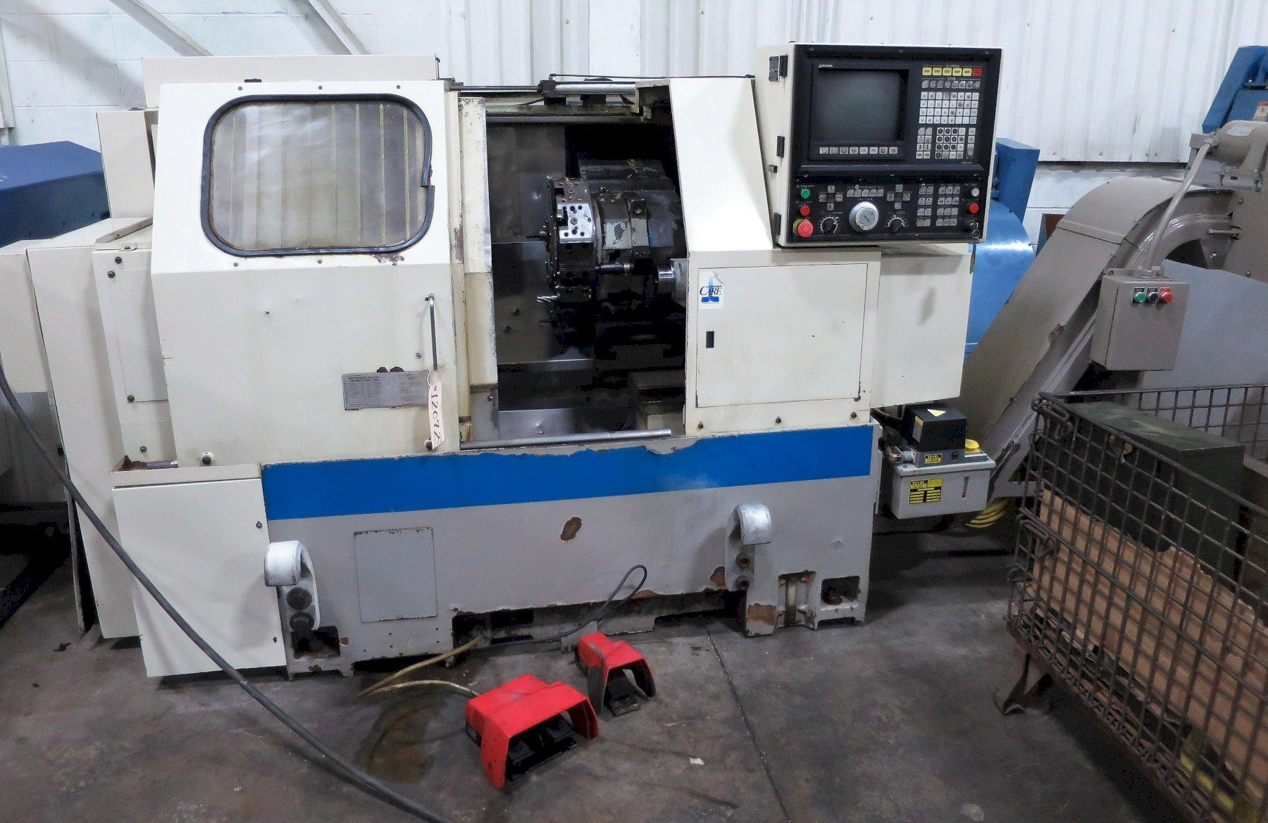 OKUMA MDL LNC-8 CNC 2-AXIS TURNING CENTER
