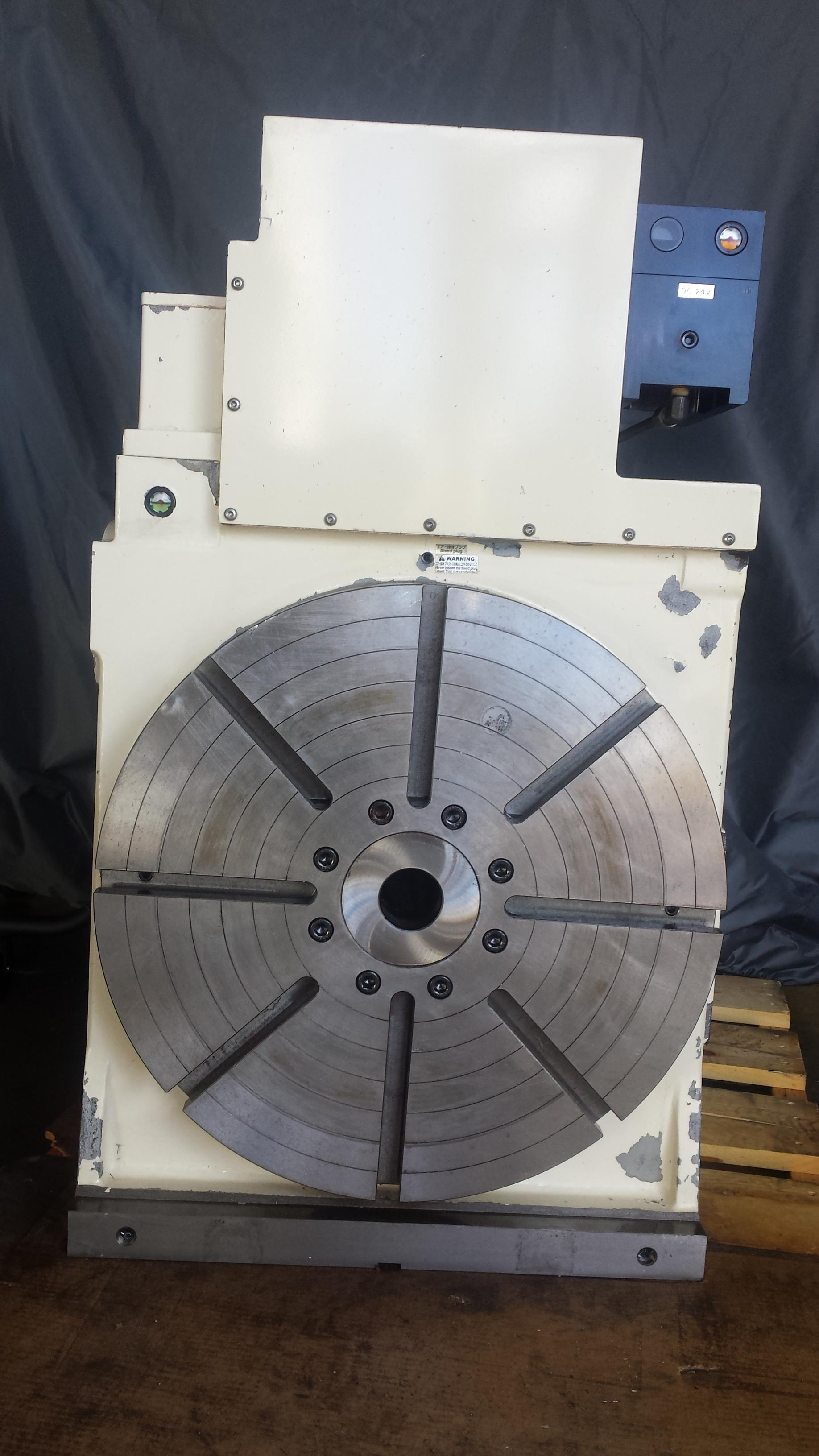 Tsudakoma Model RNCK-501 Rotary Table