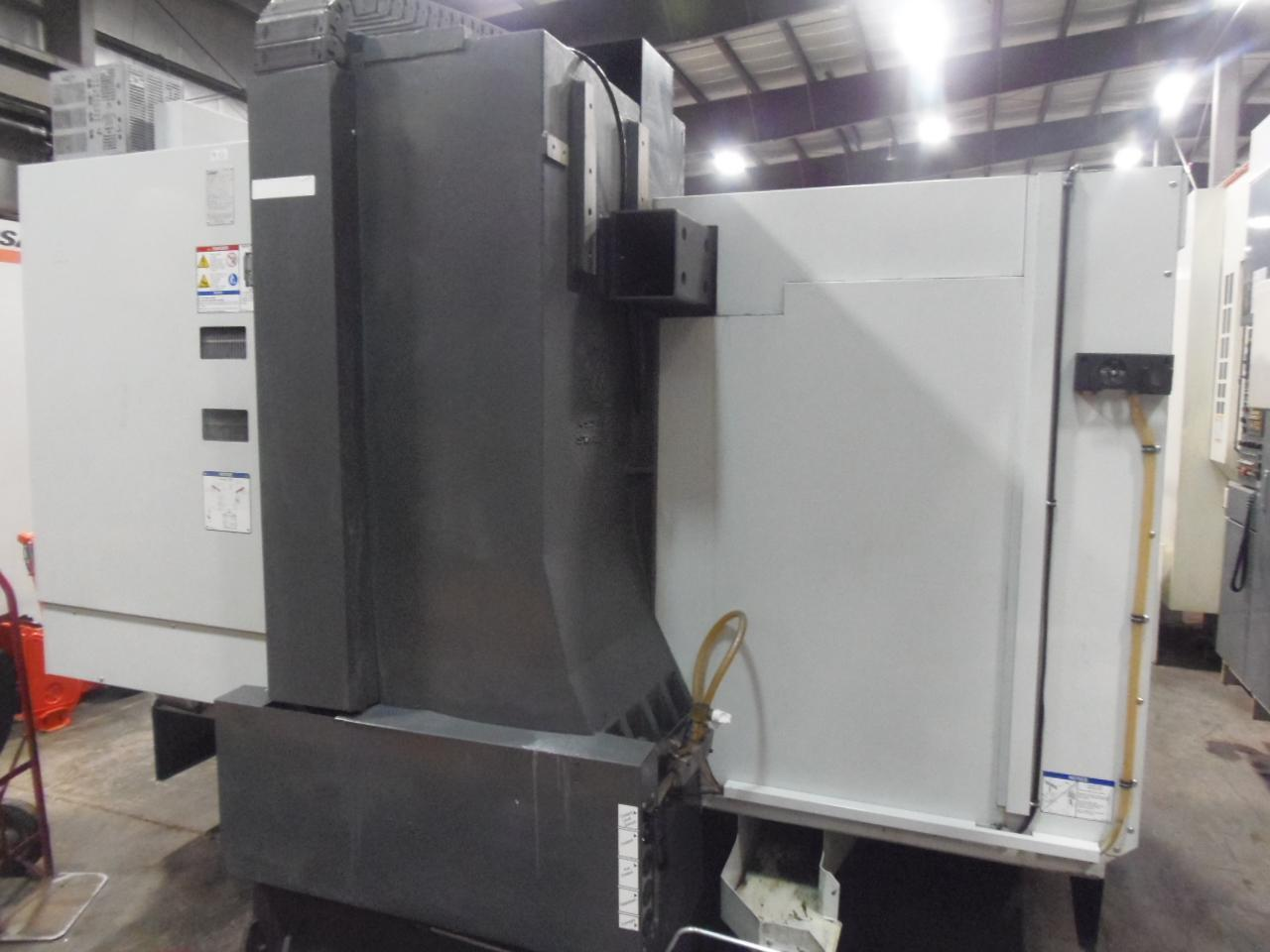"""HAAS VF-3YT, 2012, 12"""" 4TH AXIS ROTARY, 24 X 54 TABLE, PROBE, GEARED, 8100 RPM"""