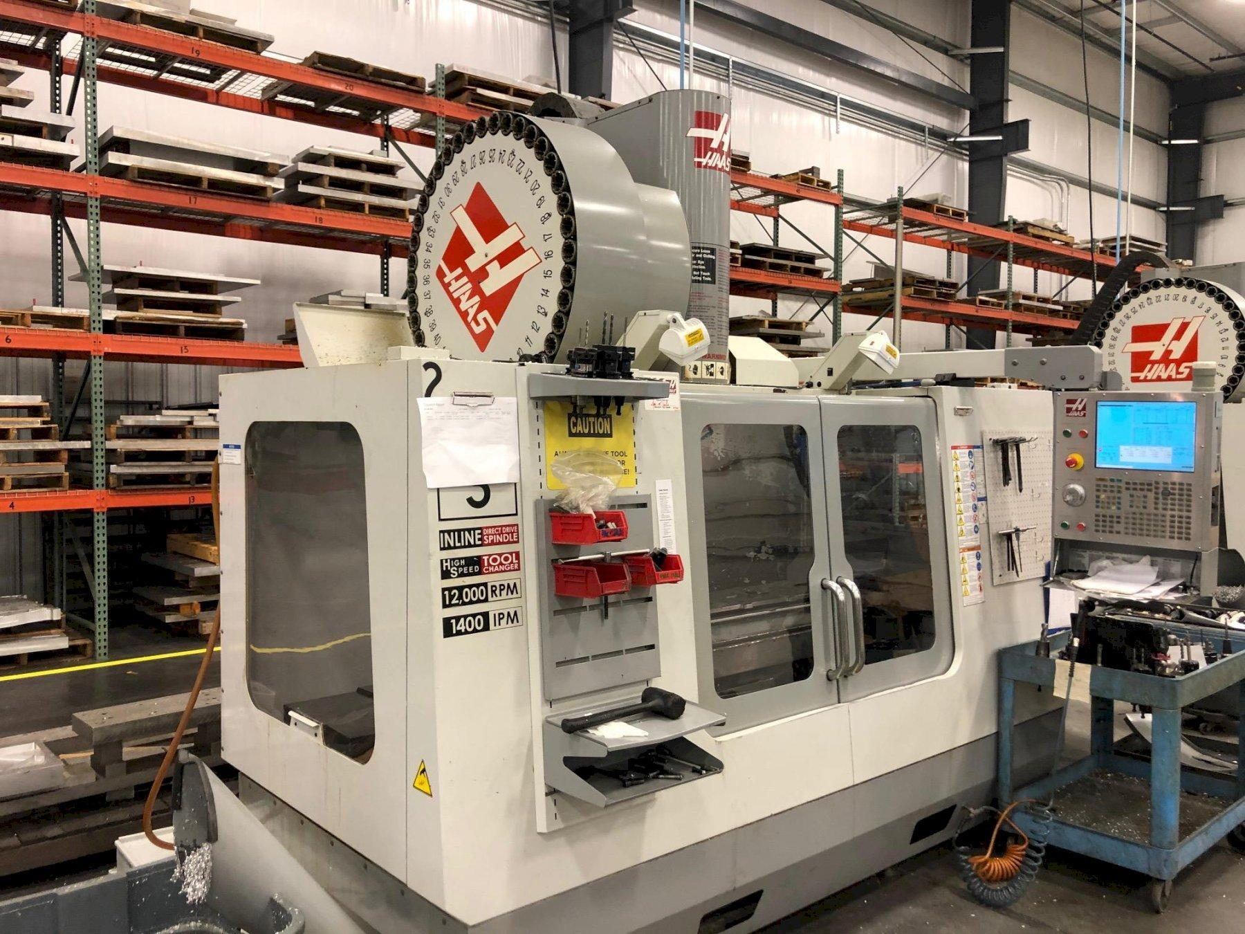 Haas VF-3SS APC - 4 Available!