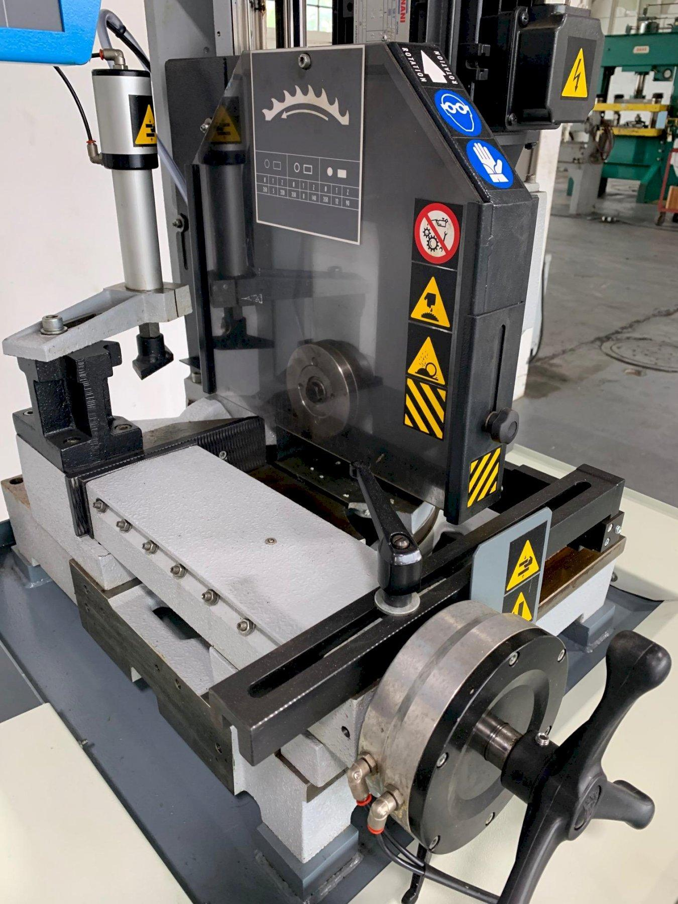 DEMO HYD-MECH MODEL C350-2S SEMI-AUTOMATIC CIRCULAR COLD SAW, Stock # 10766, Year 2018
