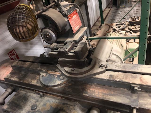 #2 Cincinnati Tool & Cutter Grinder