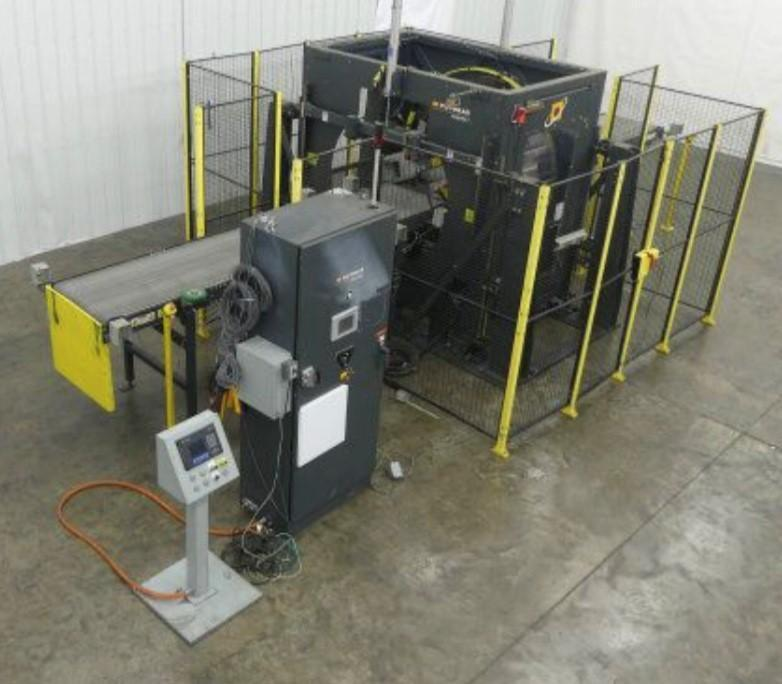 """Wulftec WRWA-200 Horizontal Ring Wrapper 60"""" Dia"""