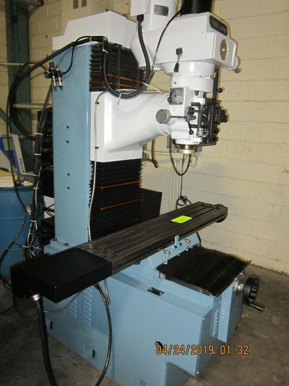 Southwestern Trak-DPM CNC Mill