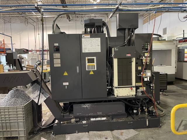 2019 Okuma Genos M560V CNC Vertical Machining Center