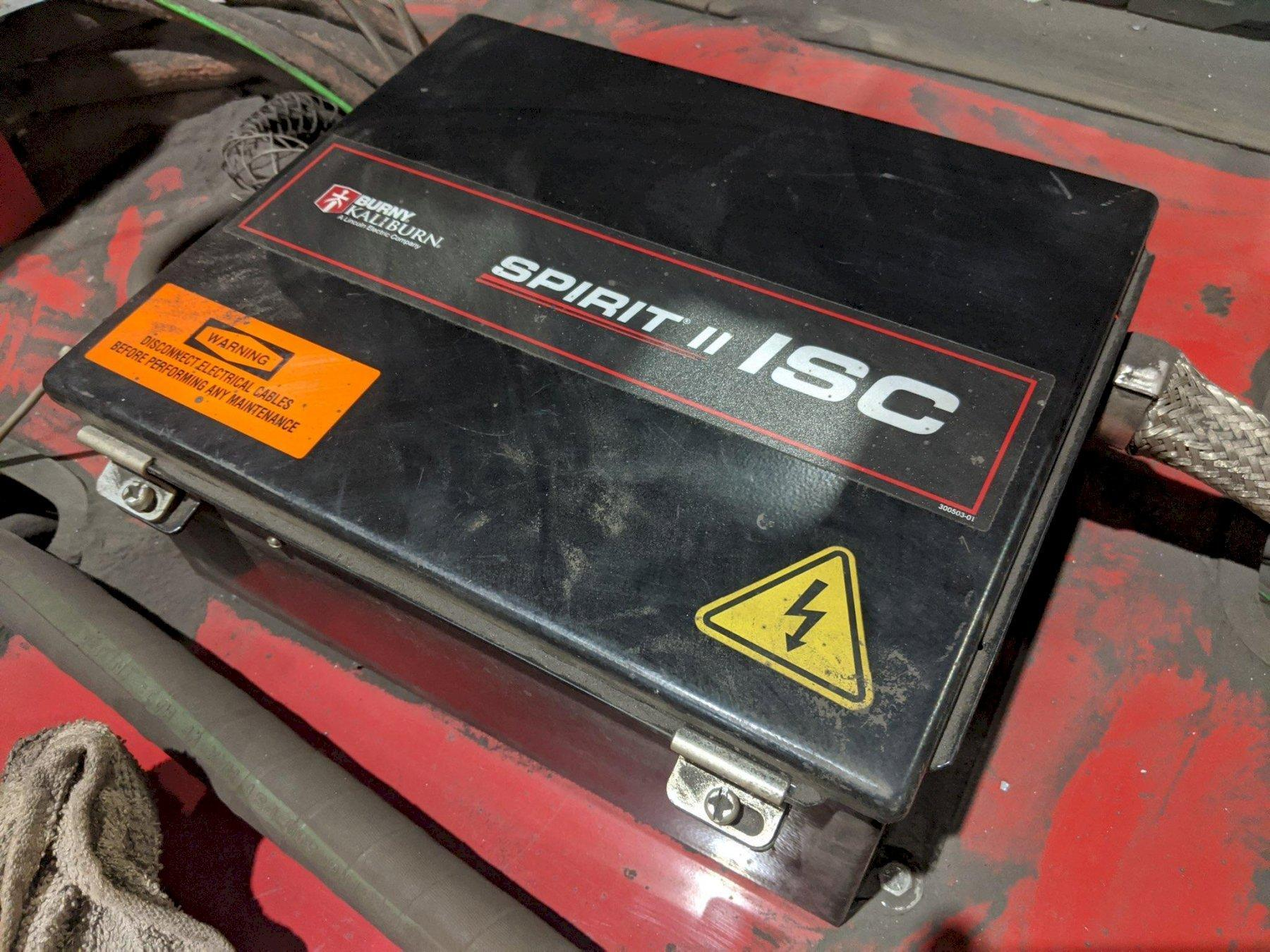 SPIRIT II 400A HIGH DEFINITION PLASMA CUTTING SYSTEM. STOCK # 2100120