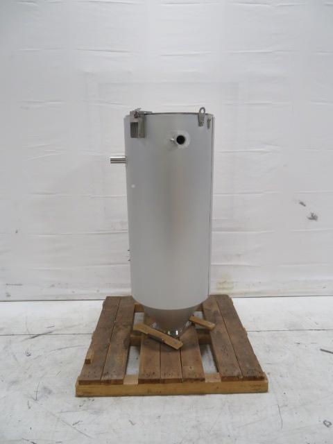AEC Nearly New Drying Hopper, WH200, 250 lb Capacity