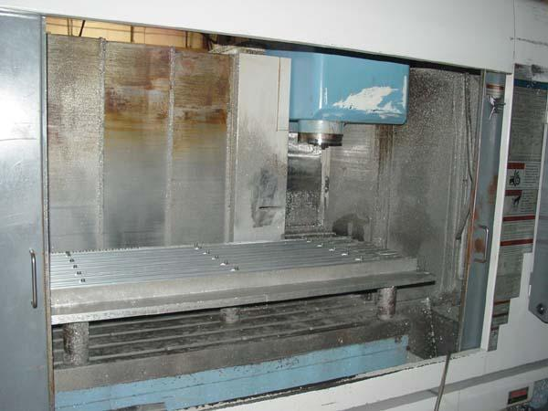 MAZAK VTC-200B CNC Vertical Machining Center