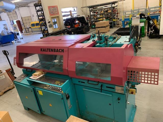USED KALTENBACH FULLY AUTOMATIC NON FERROUS (ALUMINUM) MITERING CIRCULAR SAW MODEL SKL450NA, STOCK NO 10679, YEAR 2006