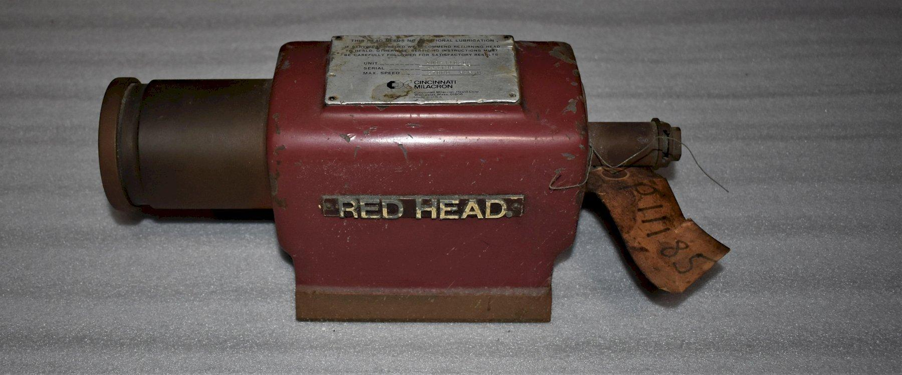 Heald Redhead Spindle - 27,000 RPM, SN 111799