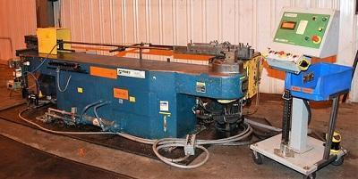 Pines Hydraulic Rotary Tube and Pipe Draw Bender