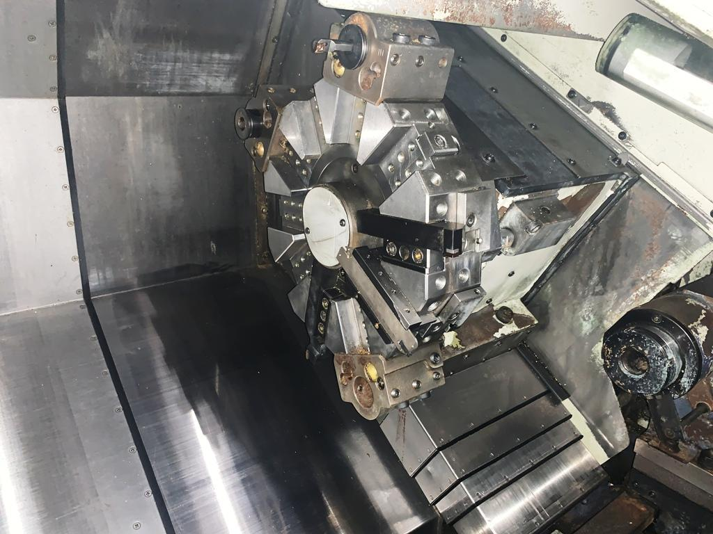 Mori Seiki CL-200B5 CNC Turning Center
