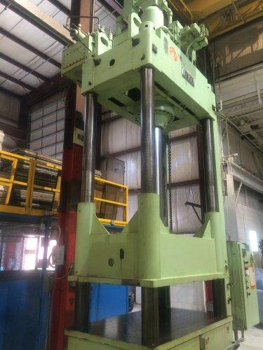 200 Ton Dake model #27-541 Hydraulic Press