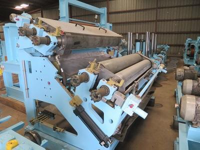 """62"""" (1574mm) Refurbished 2-Coat Coil Coating Line W/ Brand New Components   Our stock number: 114370"""