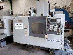 2007 Hyundai Kia VX-500 - CNC Vertical Machining Center