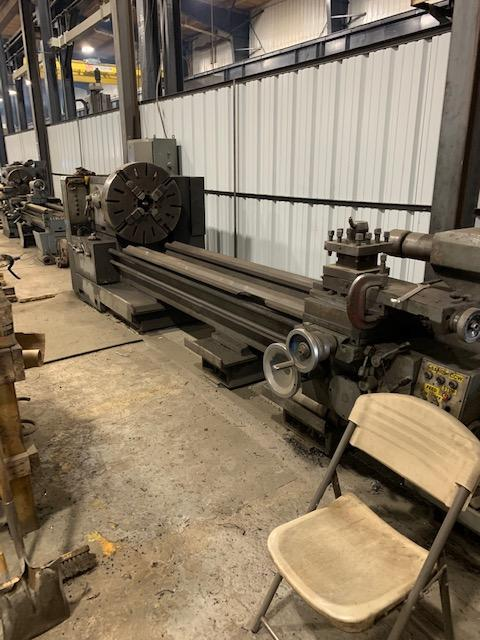 "36"" x 160"" Poreba Engine Lathe"