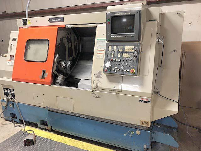 Mazak SQT-15 CNC Turning Center
