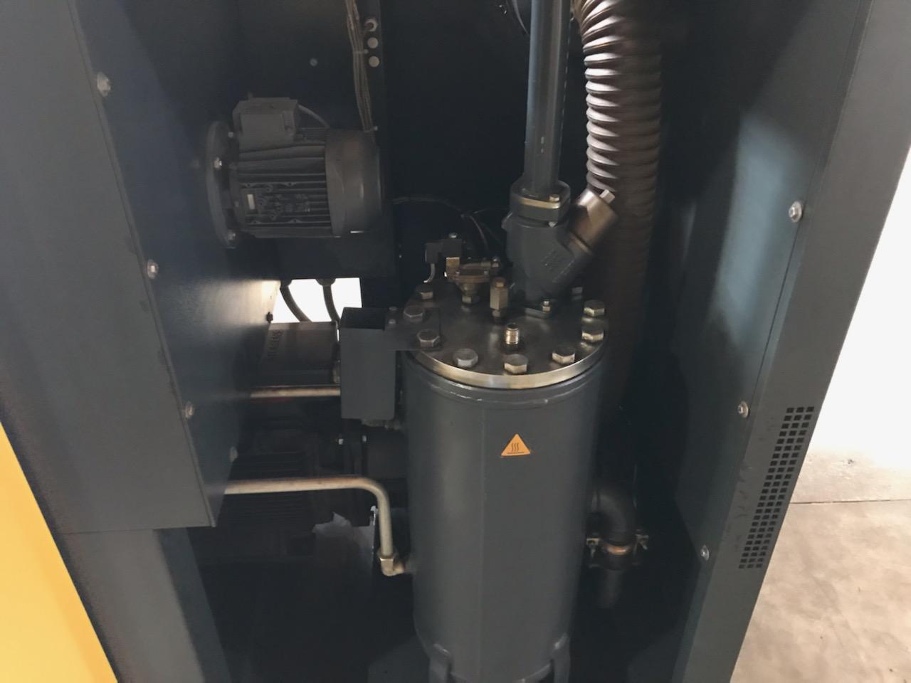 Kaeser BSD 50, 50 Hp, 241 cfm, Rotary Screw air compressor