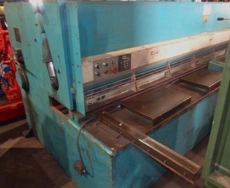 """1/4"""" x 13 ft Adira Hydraulic Shear Model GHS-0640"""