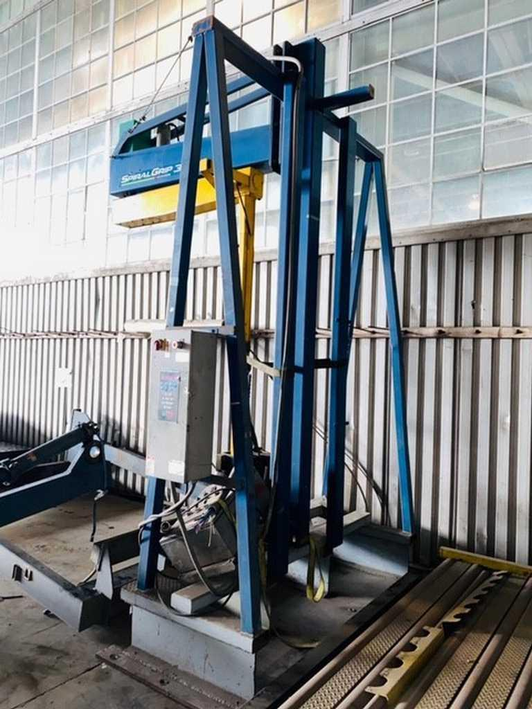 Stretch Wrapping Machine, Signode